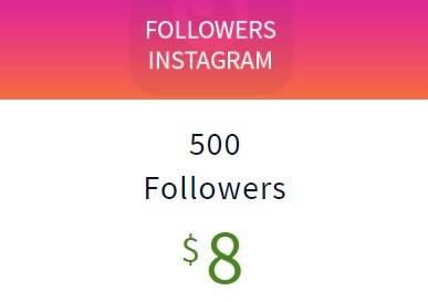 gagner 500 abonnés ig