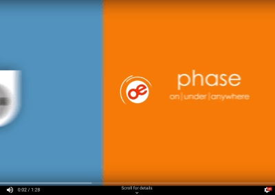 Phase promo video