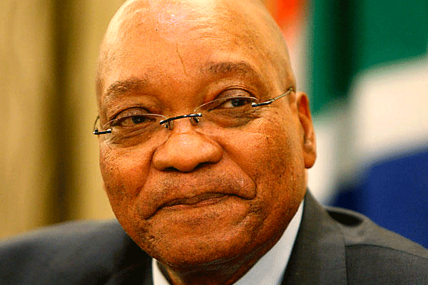 Jacob Zuma refuses to address Vuwani
