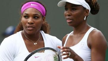 Serena And Venus Williams