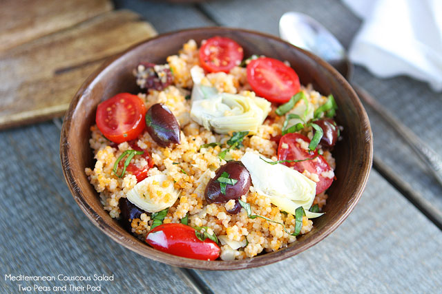 How To Make Mediterranean Couscous Salad At Home How