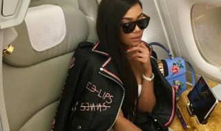 local celebrity Bonang Matheba