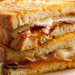 Toasted Cheese Sandwich