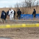 Dumped body found