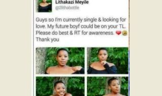 south african lady looking for boyfriend on twitter