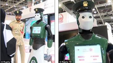 World's First Police Robot