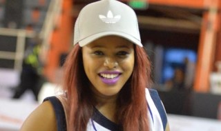Natasha Thahane Buys A Car For Her Parents
