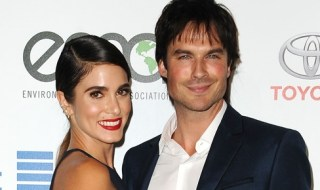 Nikki Reed and Ian Somerhalder expecting first baby