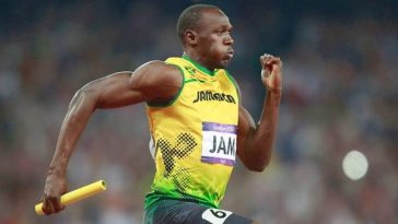 Bolt Fears 'Belly'