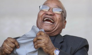 Zuma has nowhere left to hide