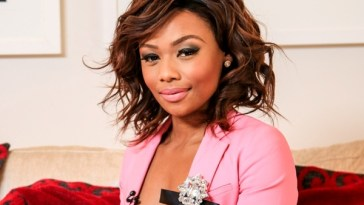 Bonang Matheba Should Be The President