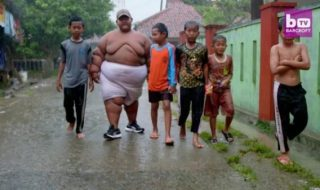 The World's Heaviest Child