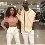 Black Coffee And Mbali's Sweet Moment