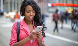 Mobile Internet use on the rise
