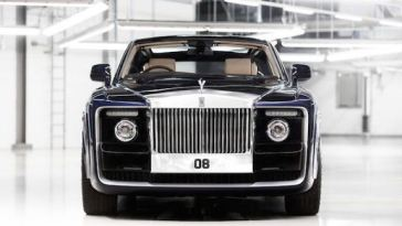 Latest Rolls Royce Worth R167 Million