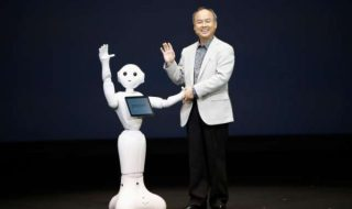 Softbank Google's Robotics