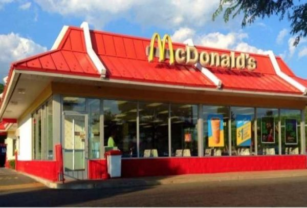 McDonald Will Compete With Gourmet Chain