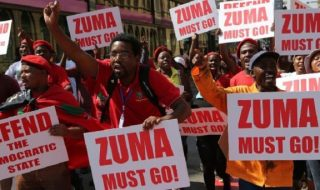 questions for blacks protecting against zuma