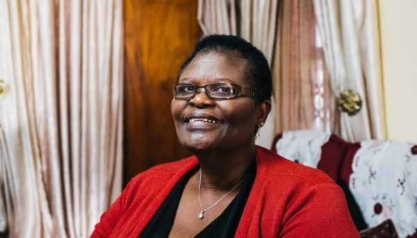 Retired school principal continues to serve her community