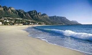 top 5 beaches in south africa