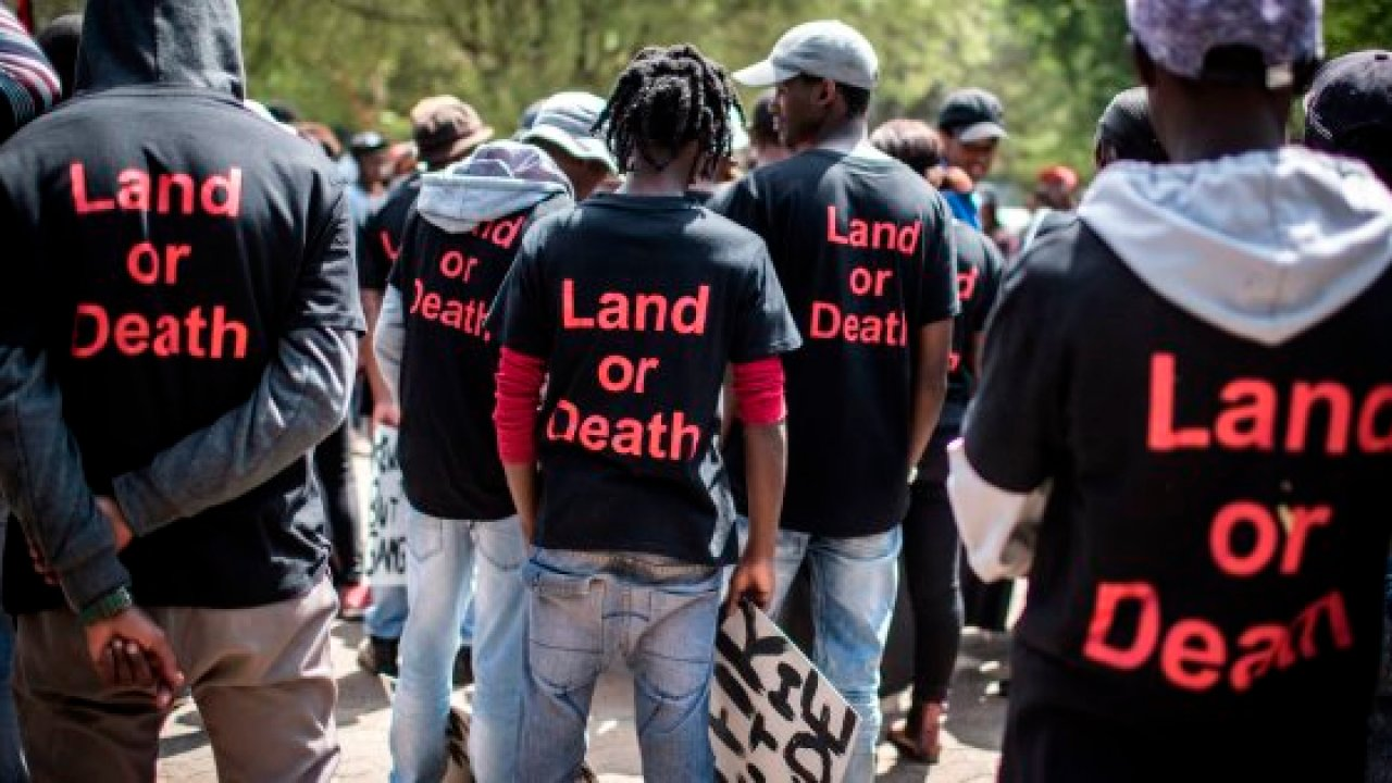 Land Reform And Farm Murders In South Africa: The Untold