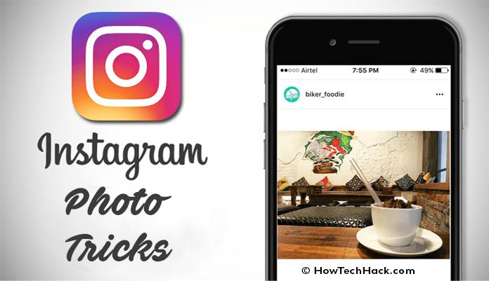 instagram photo tricks
