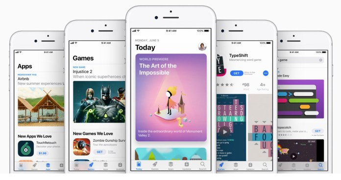 App Store Makeover