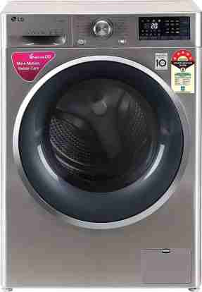 LG 9 Kg 5 Star Inverter Wi-Fi Fully-Automatic Front Loading Washing Machine