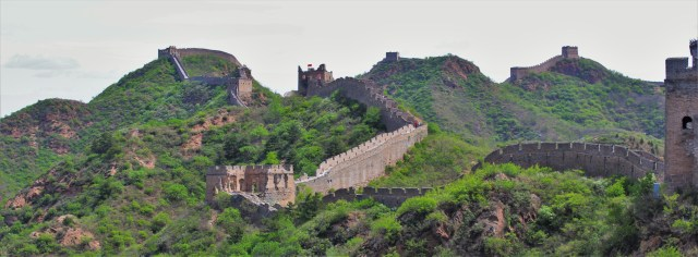 reflections on 2016 - great wall of china