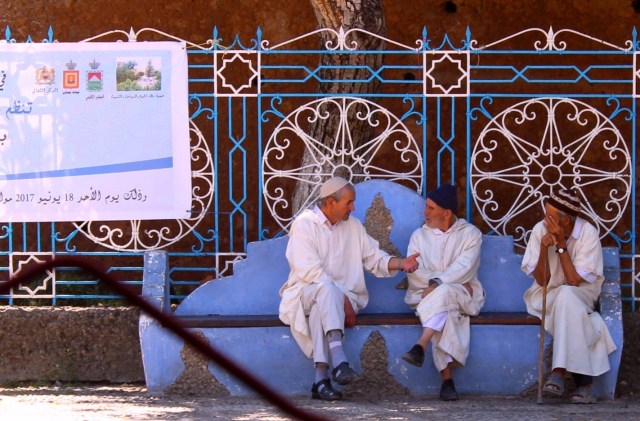 postcards from chefchaouen