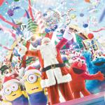 USJのクリスマスは場所取り必須!クリスマスパレード・ショーの開催時間と参加方法