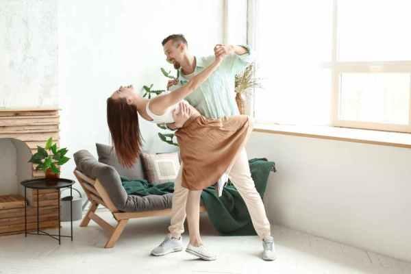 Relaxare prin dans