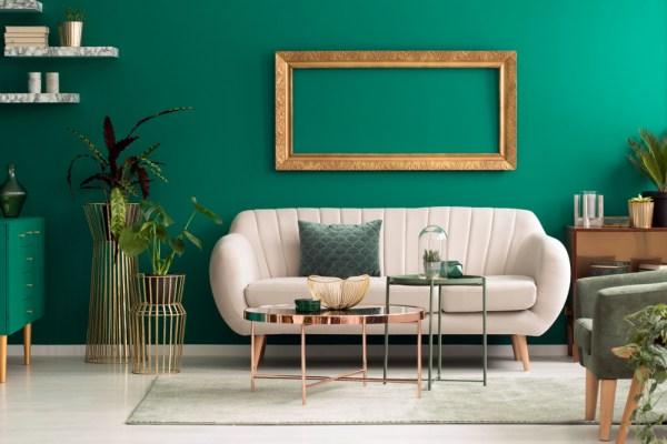 idei decorare pereti sufragerie
