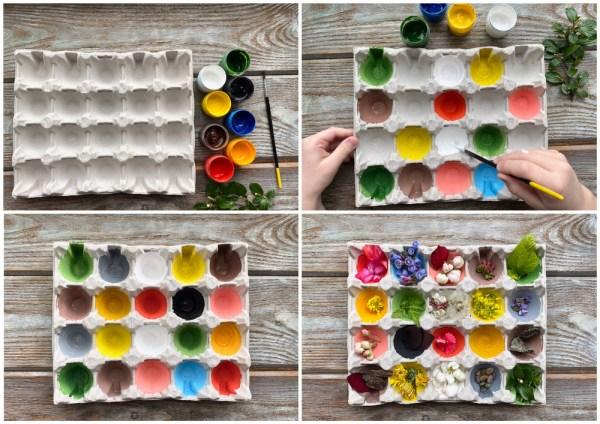 accesoriu pentru formarea culorilor