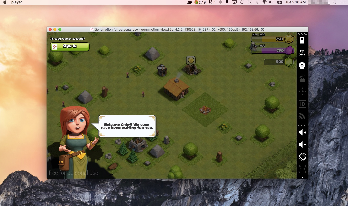 Android Emulator for Mac OS X – How-To Apple