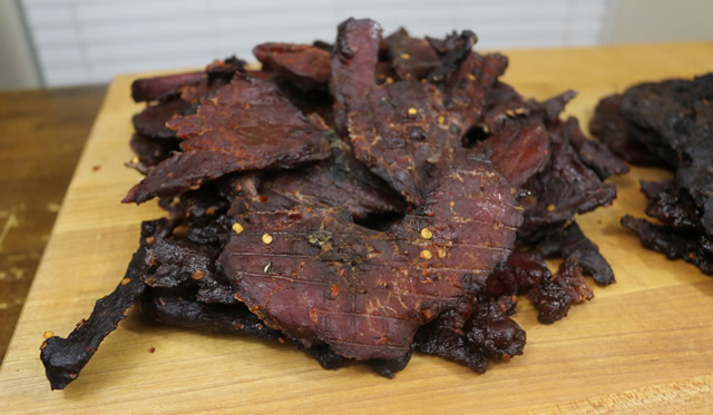 How to make beef jerky on a pellet smoker