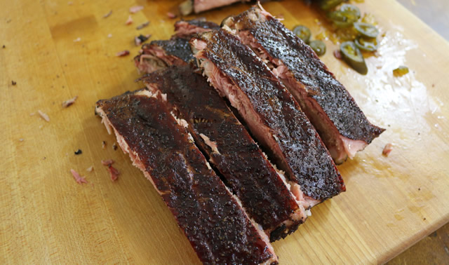 Texas Style Ribs Recipe