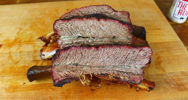 Smoked Beef Rib Recipe