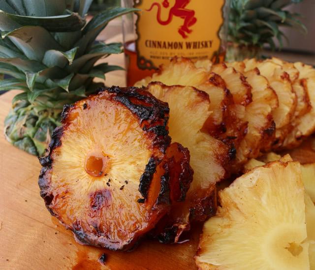 Fireball Pineapple