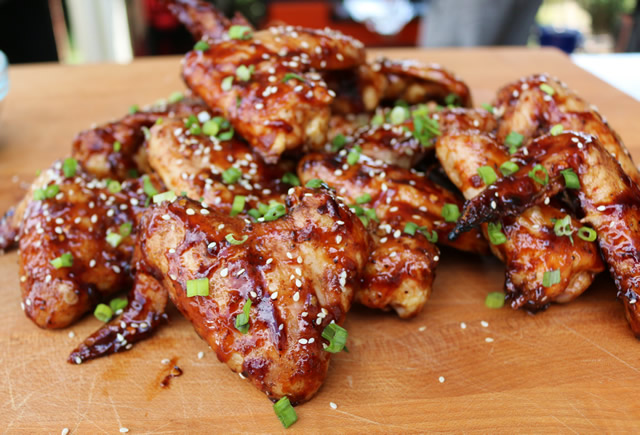 General Tso's Wings