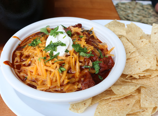 Smoked Chili Recipe