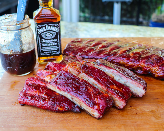Jack Daniels Ribs
