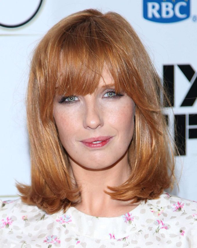 redheads, the best haircut for your shape face