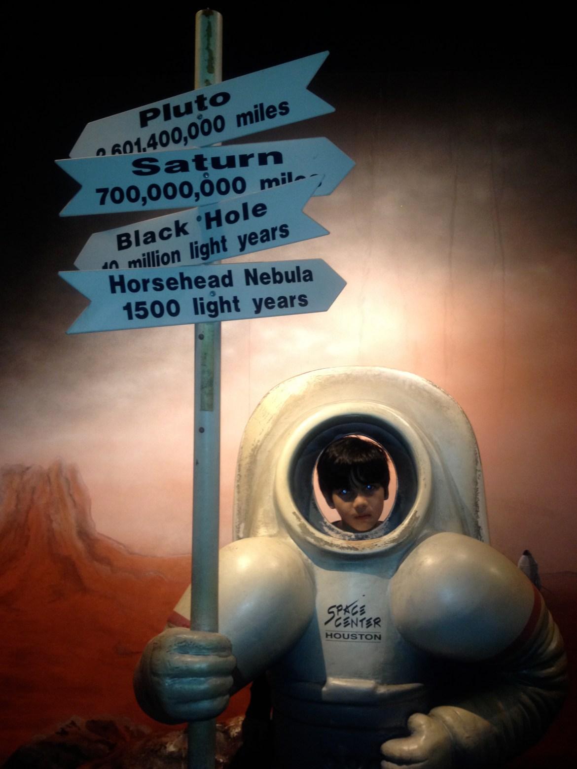 Astronaut Max