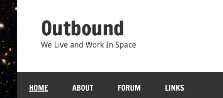 Outbound.us space travel