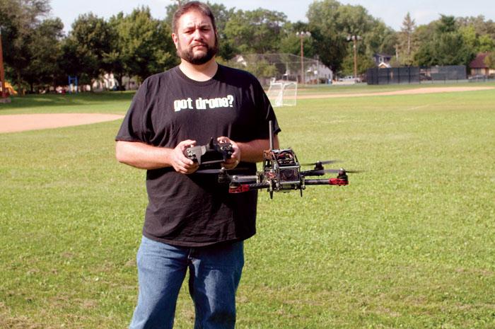 got drones