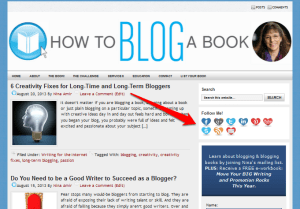 Include social share buttons on your blog