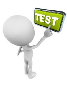 test marketing books