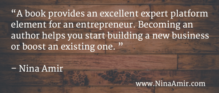 7 Steps to Boosting Your Business as an Expert Author
