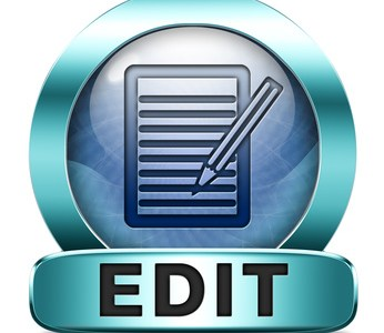how to self-edit your blog posts